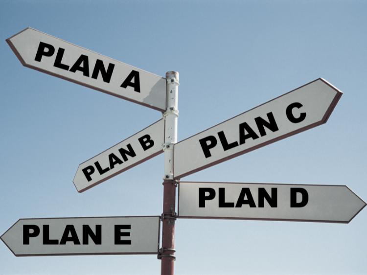 4 koraki: priprava na nepredvidljive spremembe